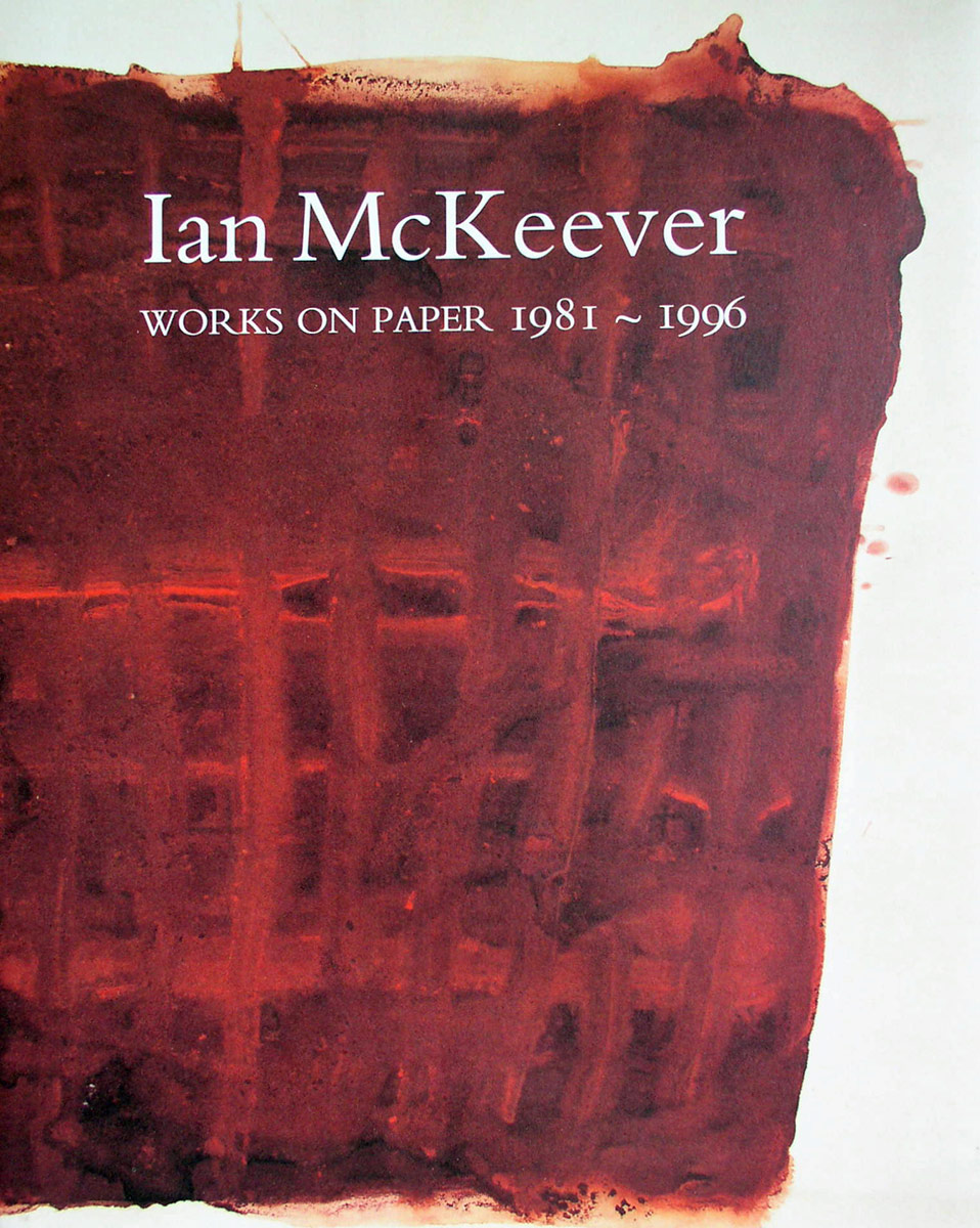Works on Paper 1981-1996