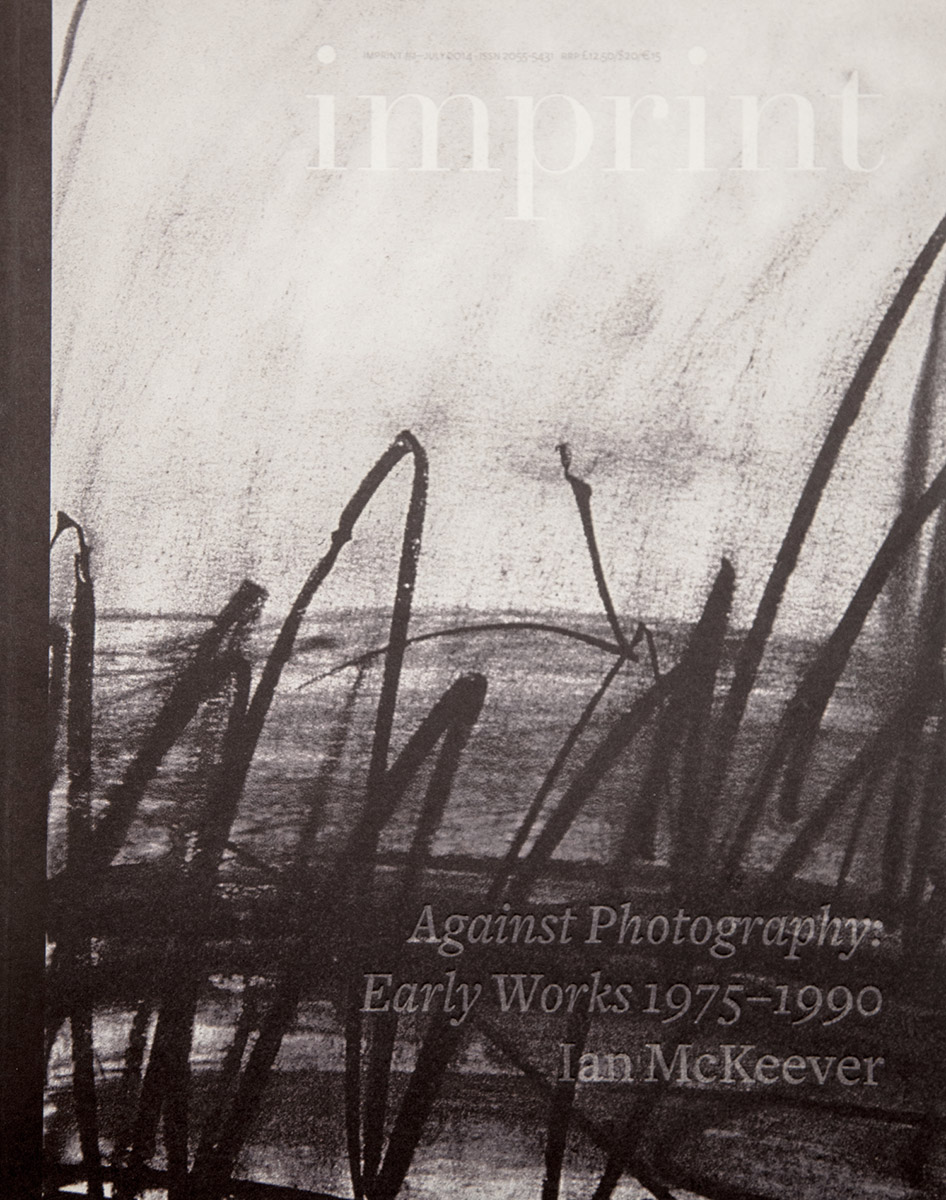 Against Photography : Early Works, 1975-1990